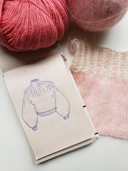 Proceso de creación textil que puedes aprender en este taller de diseño