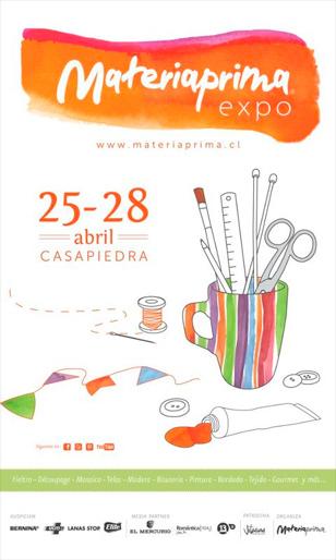 Demostración de zakka en Expo Materia Prima