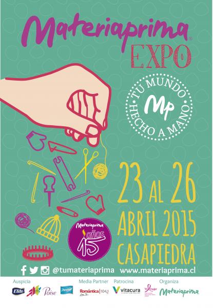 Gana entradas para Expo Materiaprima (CONCURSO CERRADO)