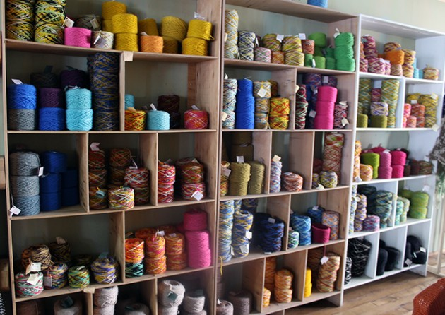 dónde comprar lanas en chiloé