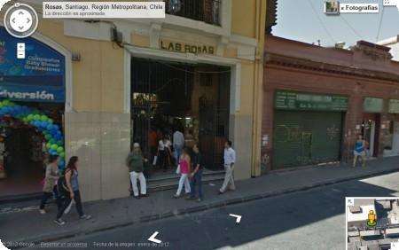 La ruta de las manualidades en Santiago