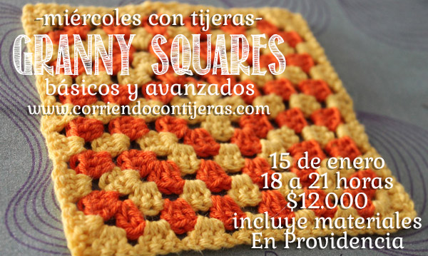 taller de granny squares