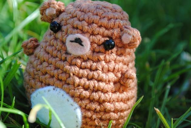 hamster crochet
