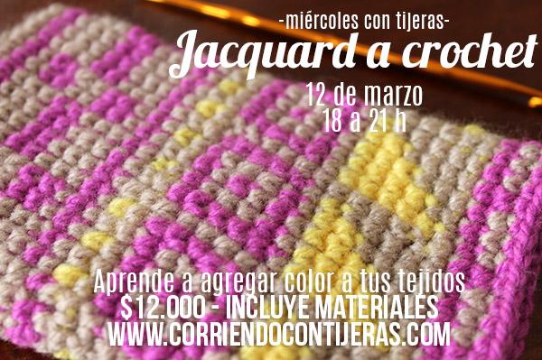 jacquard a crochet