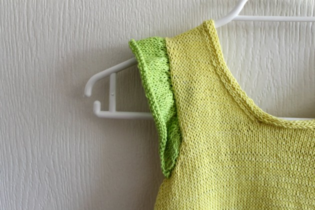 cómo tejer prendas para niñas