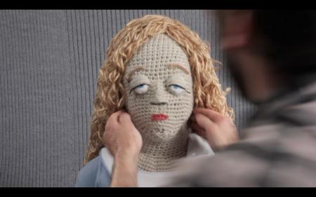 Un comercial a crochet