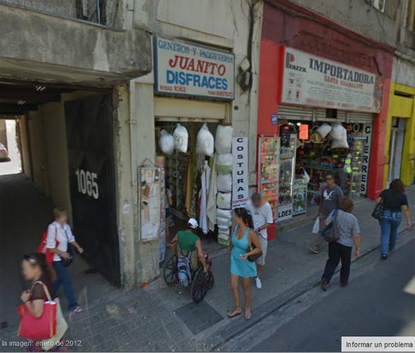 La ruta de las manualidades II: calle Rosas