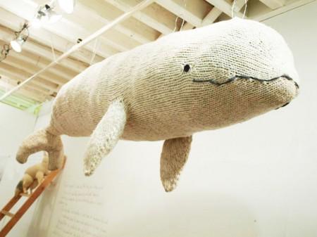 Las minuciosas esculturas tejidas de Hannah Haworth