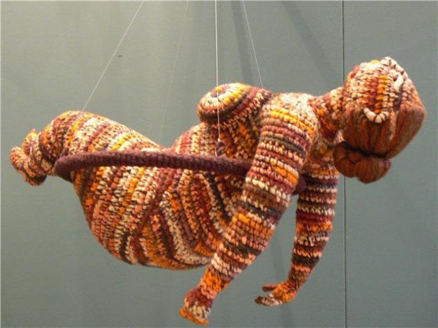 escultura de yulia ustinova