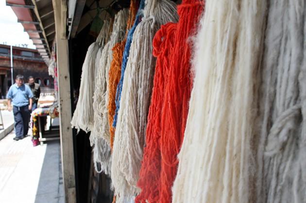 donde comprar lana en Dalcahue